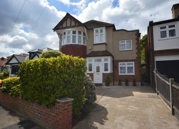 Thumbnail 1 bed flat to rent in Parkside Crescent, Tolworth, Surbiton