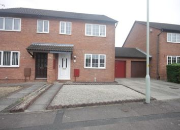 Thumbnail 3 bed semi-detached house to rent in Redwind Way, Longlevens, Gloucester
