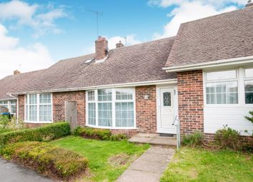 Thumbnail 2 bedroom terraced bungalow for sale in Blue Haze Avenue, Seaford