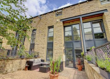 Thumbnail 4 bed town house for sale in Tamewater Court, Dobcross, Oldham