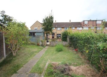 Thumbnail 3 bed terraced house for sale in Frobisher Crescent, Staines-Upon-Thames, Surrey