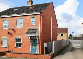 Thumbnail 3 bed semi-detached house for sale in Boston Road, Spilsby