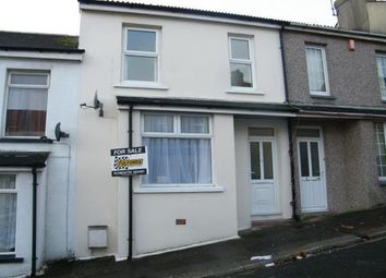Thumbnail 2 bed property to rent in Eliot Street, Weston Mill, Plymouth