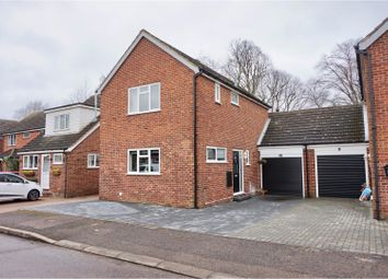 Thumbnail 3 bed detached house for sale in Magnaville Road, Bishop's Stortford