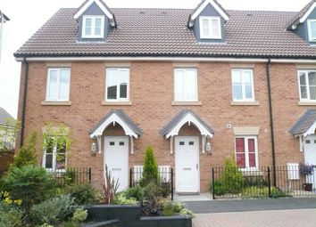 Thumbnail 3 bed end terrace house to rent in Blaenau'r Cwm, Merthyr Tydfil