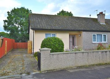 Thumbnail 3 bed semi-detached bungalow for sale in 12 Trafford Avenue, Dalneigh, Inverness