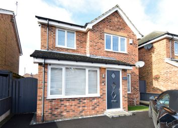 Thumbnail 3 bed detached house to rent in Whitwell Main, Streethouse, Pontefract