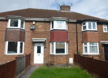 Thumbnail 2 bedroom terraced house for sale in Tudor Road, Acomb, York
