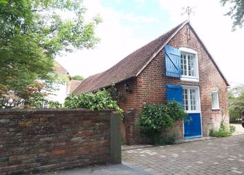Thumbnail 2 bed mews house to rent in Hook Road, North Warnborough, Hook