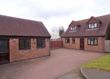 Thumbnail 4 bed detached bungalow for sale in Ravenswood Hill, Coleshill, Birmingham