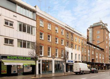 Thumbnail 1 bed flat for sale in Lower Sloane Street, London