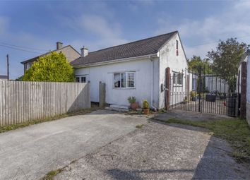 Thumbnail 4 bed detached bungalow for sale in Druids Road, Illogan Highway, Redruth, Cornwall