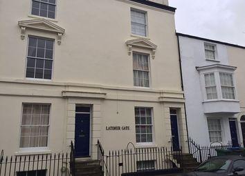 Thumbnail 2 bed property to rent in Latimer Gate, Bernard Street, Southampton