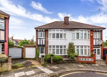 Thumbnail 3 bed semi-detached house for sale in Wilmot Road, Tottenham, London