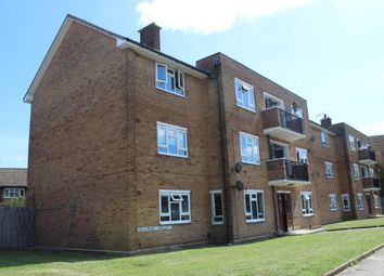 Thumbnail 2 bed flat to rent in Beaumont Crescent, Rainham, Essex