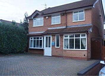 Thumbnail 4 bedroom detached house to rent in Wentworth Drive, Bromsgrove