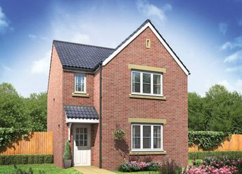 "Thumbnail 3 bed detached house for sale in ""The Hatfield Corner"" at Eccleshall Road, Stone"