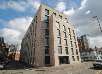Thumbnail Studio for sale in Studio Apartment, Primus Place, 56 Gateway Street, Leicester