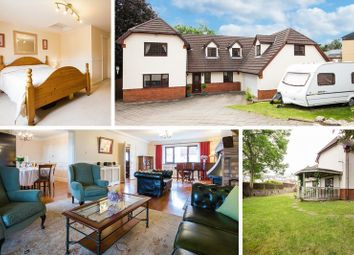 Thumbnail 5 bed detached house for sale in Wern Road, Sebastopol, Griffithstown, Pontypool