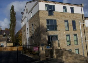 Thumbnail 2 bed flat to rent in Cunliffe Road, Bradford