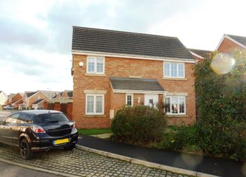 Thumbnail 4 bed detached house for sale in Robin Road, Corby