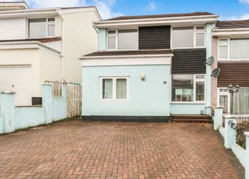 Thumbnail 4 bed semi-detached house for sale in Hemerdon Heights, Plympton, Plymouth