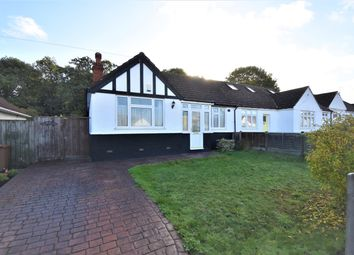 Thumbnail 2 bed bungalow for sale in Oakdene Avenue, Erith