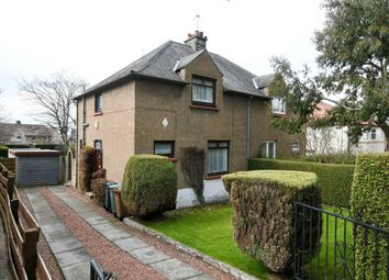 Thumbnail 2 bedroom semi-detached house for sale in 4 Clermiston Road North, Clermiston
