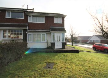 Thumbnail 3 bed semi-detached house to rent in Newcourt Drive, Egerton, Bolton, Lancs, .