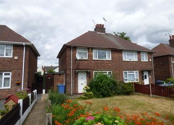 Thumbnail 3 bed semi-detached house for sale in Bancroft Lane, Mansfield, Nottinghamshire