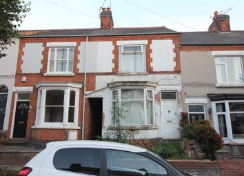 Thumbnail 3 bed terraced house for sale in Clarendon Road, Hinckley