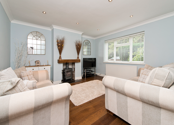Thumbnail 3 bed semi-detached house for sale in Clement Way, Upminster