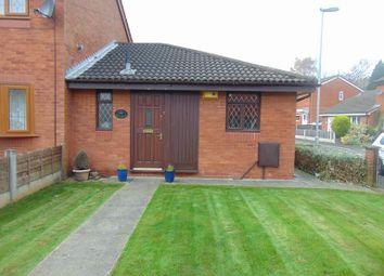 Thumbnail 1 bedroom semi-detached bungalow for sale in 10 Gibraltar Street, Salem, Oldham