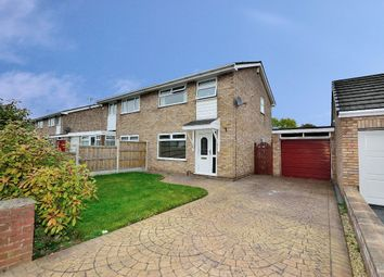 Thumbnail 3 bed semi-detached house for sale in Dale Road, Deeside