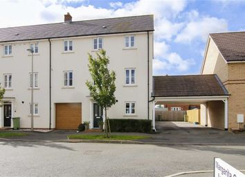 Thumbnail 5 bed semi-detached house for sale in Margarita Gardens, Newton Leys, Newton Leys