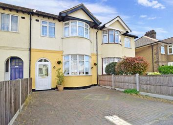 Thumbnail 3 bedroom terraced house for sale in Alpha Road, London