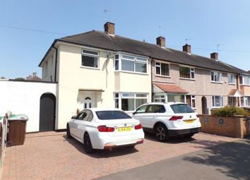 Thumbnail 3 bed end terrace house for sale in Tamworth Grove, Clifton, Nottingham