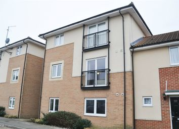 Thumbnail 2 bed flat for sale in Derwent Court, Hobart Close, Chelmsford, Essex
