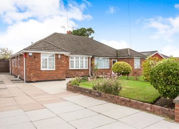 Thumbnail 2 bed semi-detached bungalow for sale in Binyon Way, Crewe
