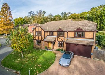 Thumbnail 5 bed detached house for sale in Pine Crest, Welwyn, Hertfordshire