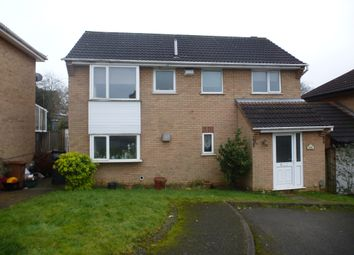 Thumbnail 4 bed detached house for sale in Watermeadow Drive, Abington, Northampton