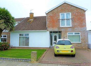 Thumbnail 4 bed detached house for sale in Anglesey Way, Porthcawl