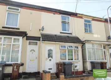 Thumbnail 2 bedroom terraced house for sale in Norfolk Road, Wolverhampton