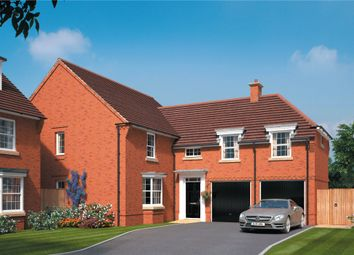 "Thumbnail 5 bed detached house for sale in ""Oulton"" at Wellfield Way, Whitchurch"