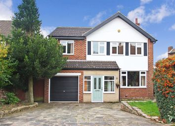 Thumbnail 5 bed detached house for sale in Lynwood Crescent, Pontefract