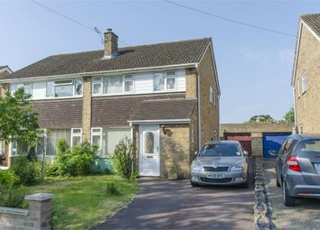 Thumbnail 3 bed semi-detached house to rent in Oakmount Road, Chandler's Ford, Hampshire