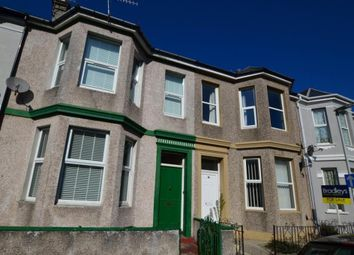 Thumbnail 1 bed flat for sale in Cotehele Avenue, Prince Rock, Plymouth, Devon