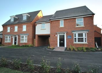 Thumbnail 4 bed detached house for sale in Plot 17 The Hurst, The Mounts, Whitchurch