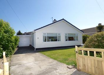Thumbnail 3 bed bungalow for sale in Tyddyn Gyrfa Estate, Cemaes Bay, Sir Ynys Mon