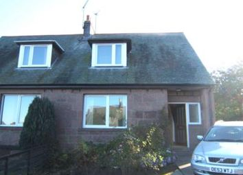 Thumbnail 3 bedroom semi-detached house to rent in Corthan Crescent, Kincorth, 5Ba